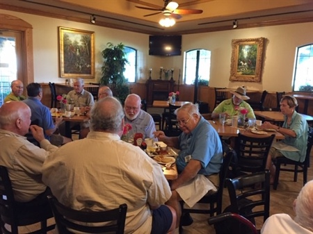 August 9th Bass and Breakfast at Grand Oaks Last One For The Summer! Photos